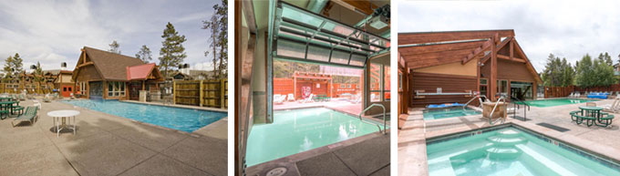 Just minutes from our Breckenridge hotel is the Upper Village Pool