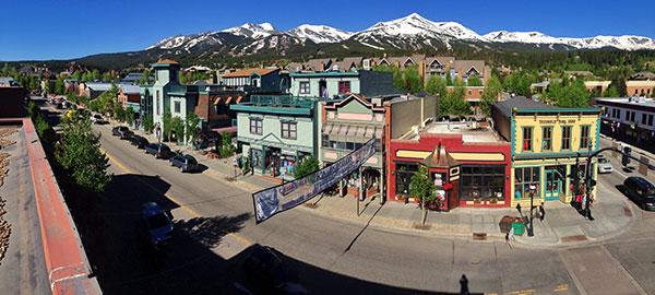 Main Street Breckenridge Colorado
