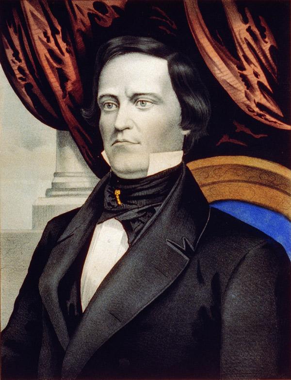 Vice President John C. Breckinridge, founder of Breckenridge, CO