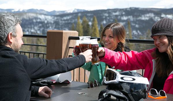 Apres ski in Breckenridge CO