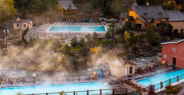 Mt Princeton Hot Springs Buena Vista Colorado