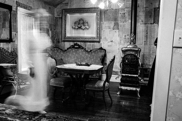 Haunted Tour Breckenridge CO