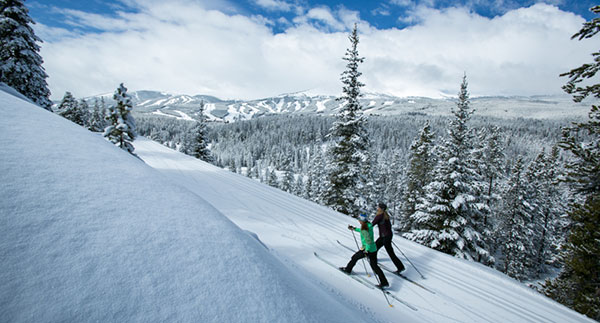 Cross Country Skiing in Breckenridge CO